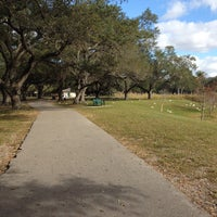 Photo taken at T.Y. Park Walking Trail by Hector Luis T. on 12/20/2014