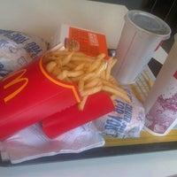 Photo taken at McDonald's by أحمد دانيال أحمد داود (. on 3/28/2013