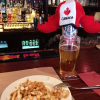 Photo taken at Great Canadian Pub by Ian K. on 7/1/2013