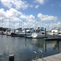 Photo taken at York River Oyster Company by Kathy P. on 6/7/2015