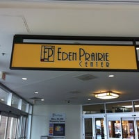 Photo taken at Eden Prairie Center by Magui M. on 1/13/2013
