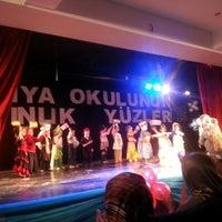 Photo taken at Bahçeşehir Koleji by Ezgi O. on 5/3/2013