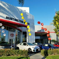 ... Photo Taken At Toyota Of Huntington Beach By Eric M. On 1/14/ ...