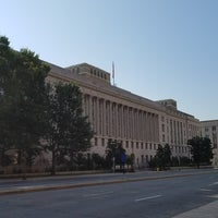 Photo taken at U.S. Department of Agriculture (USDA) Jamie L. Whitten Building by Eric M. on 8/3/2017