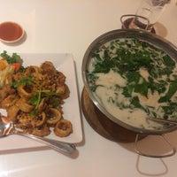 Photo taken at Paknam Seafood by Nan D. on 4/16/2017