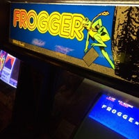 Photo taken at Barcade by Adam K. on 8/13/2014
