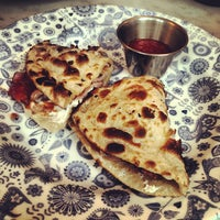 Photo taken at Dishoom by Rich M. on 7/4/2013