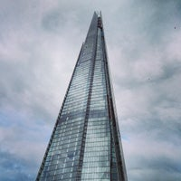 Photo taken at The Shard by Rich M. on 4/14/2013