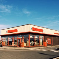 Photo taken at Hesburger by Roman S. on 3/9/2014