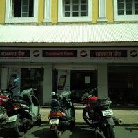 Photo taken at Saraswat Bank by Kalpesh S. on 8/26/2013