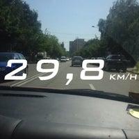 Photo taken at Bulevardul Decebal by Răzvan H. on 6/24/2016