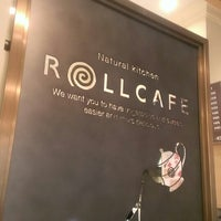 Photo taken at ROLL CAFE ロールカフェ ゆめタウン徳島店 by umahaniwa on 1/12/2014