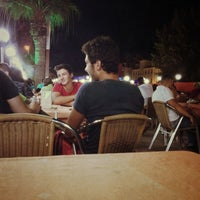 Photo taken at Turuncu kafe by Halil D. on 7/24/2013