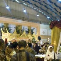 Photo taken at Hotel Bumi Wiyata by Aan I. on 11/25/2012