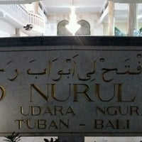 Photo taken at Masjid Nurul Huda by Ardi W. on 8/9/2017