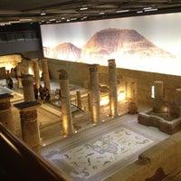 5/11/2013 tarihinde Caner A.ziyaretçi tarafından Zeugma Mozaik Müzesi'de çekilen fotoğraf