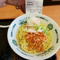 Photo taken at 日高屋 八丁堀新大橋通店 by Shinichi O. on 5/18/2017