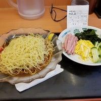 Photo taken at 日高屋 八丁堀新大橋通店 by Shinichi O. on 7/14/2017