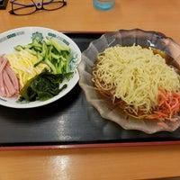Photo taken at 日高屋 八丁堀新大橋通店 by Shinichi O. on 8/8/2017