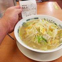 Photo taken at 日高屋 八丁堀新大橋通店 by Shinichi O. on 5/22/2017