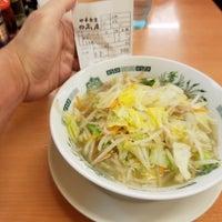 Photo taken at 日高屋 八丁堀新大橋通店 by Shinichi O. on 5/26/2017