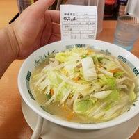 Photo taken at 日高屋 八丁堀新大橋通店 by Shinichi O. on 5/30/2017