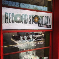 Photo taken at Mojo Vinyl by Adam J. on 4/20/2013