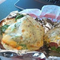Photo taken at Joe's Bagel Cafe by Deena K. on 12/18/2012