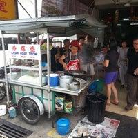 Photo taken at Heng Huat Café by Kok onn on 6/1/2013