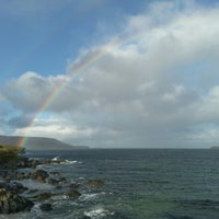 Photo taken at Balnakeil Bay by Patrick R. on 10/31/2012