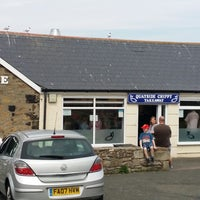 Photo taken at Quayside Chippy and Cafe by Patrick R. on 7/12/2014
