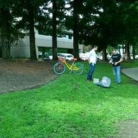 Photo taken at Googleplex - 44 by Betina O. on 9/18/2014