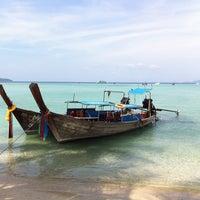 Photo taken at Phi Phi Island Village Beach Resort & Spa by Leandro M. on 3/31/2013