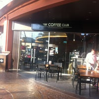 Photo taken at The Coffee Club by Jass V. on 10/28/2012