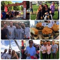 Photo taken at Denver Burger Battle by Stan R. on 8/8/2014