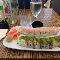 Photo taken at Hamachi Sushi by C W. on 6/14/2014