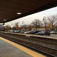 Photo taken at Metra - Glenview by C W. on 11/8/2013