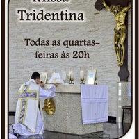 Photo taken at Paróquia Nossa Senhora de Fátima by Arquidiocese de São Sebastião do Rio de Janeiro on 8/26/2013