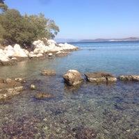 Photo taken at Amanrüya Beach Club by Emir T. on 9/29/2016