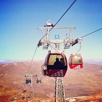 5/10/2013 tarihinde Leo P.ziyaretçi tarafından Valle Nevado'de çekilen fotoğraf