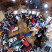 Photo taken at MakerSpace by Leo P. on 4/3/2016