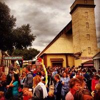 Photo taken at Wurstfest by Adam M. on 11/10/2013
