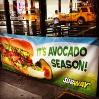 Photo taken at Subway by Laiz P. on 12/22/2012
