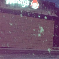 Photo taken at Wendy's by Jackie C. on 12/31/2013