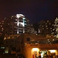 Photo taken at Le Méridien St. Julians Hotel & Spa by Hisham B. on 10/18/2012