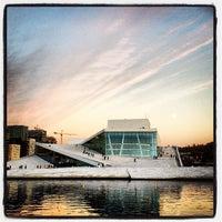10/17/2013にMaksim M.がOperahusetで撮った写真
