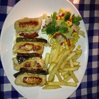 Photo taken at Deep Restaurant & Bistro by Yesim T. on 2/26/2013