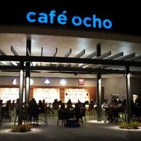 Photo taken at Café Ocho by Sheilah R. on 6/10/2013