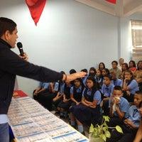 Photo taken at Colegio Doña Graciela Rincon Calcaño by Lester T. on 7/23/2013