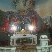 Photo taken at Paróquia Santa Generosa by Douglas M. on 2/9/2013